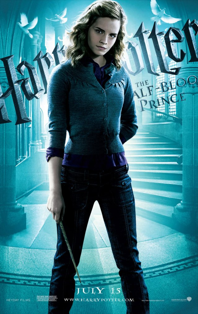 Poster Hermione Half Blood Prince
