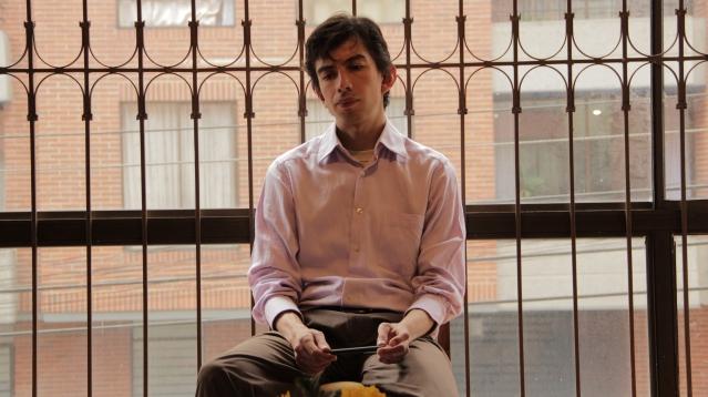 Julián Guerra es Nicolás